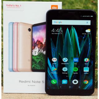Xiaomi Redmi note 5 pro 32 GB (ram 3GB) mới nguyên seal