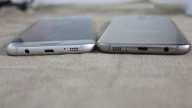 SAMSUNG GALAXY S7 EDGE DUAL SIM G9350 mới 99% 128GB