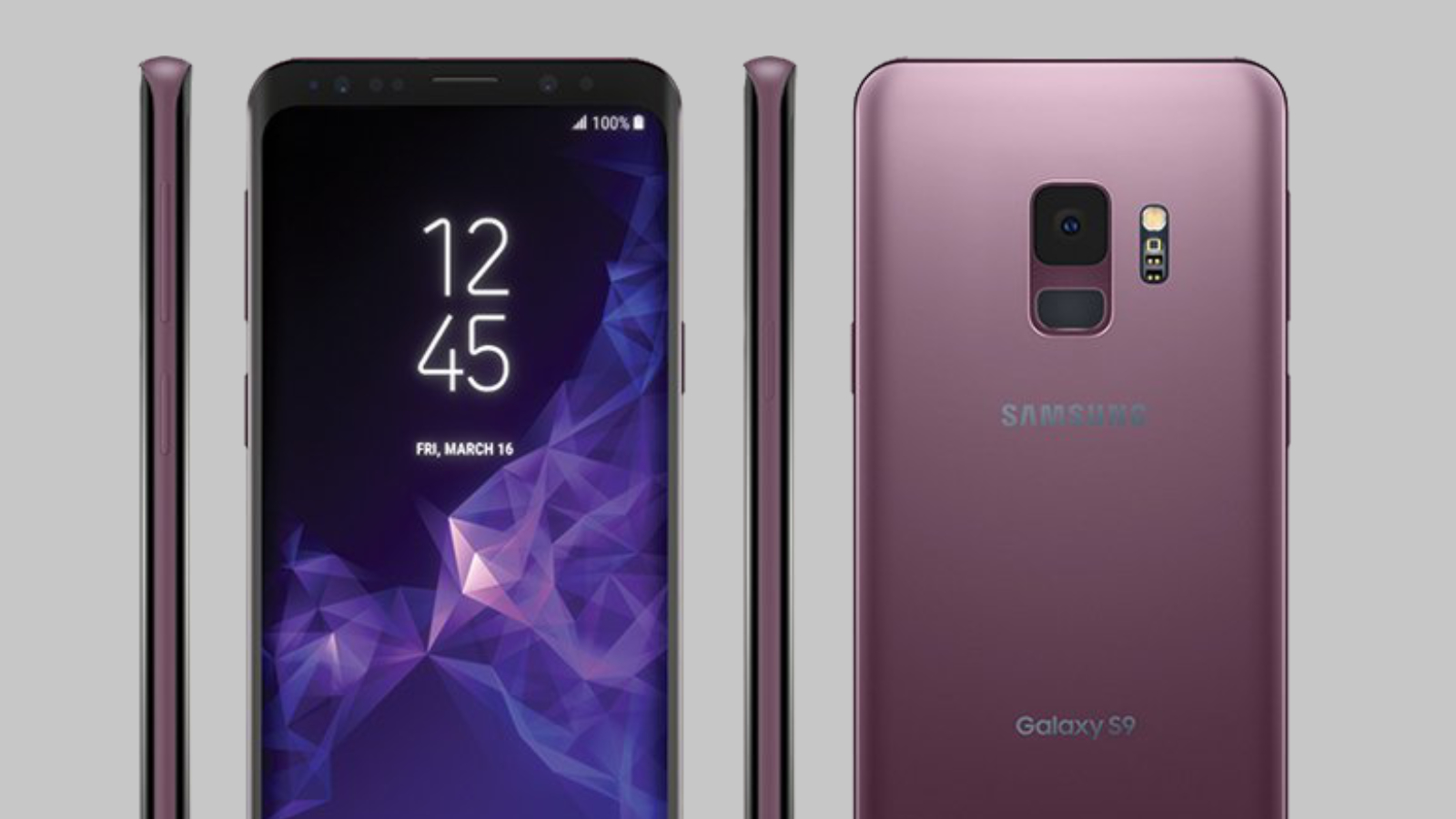Samsung galaxy S9 edge plus 2018 2