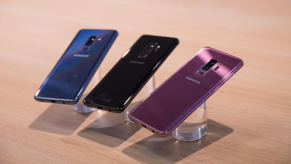 Samsung galaxy S9 edge plus 2018