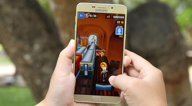 Chất lượng hình ảnh miễn chê trên điện thoại samsung galaxy a9 pro