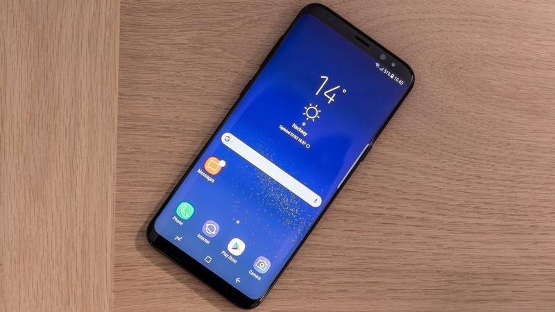 Samsung s8 2 sim quốc tế sở hữu cấu hình siêu mạnh mẽ