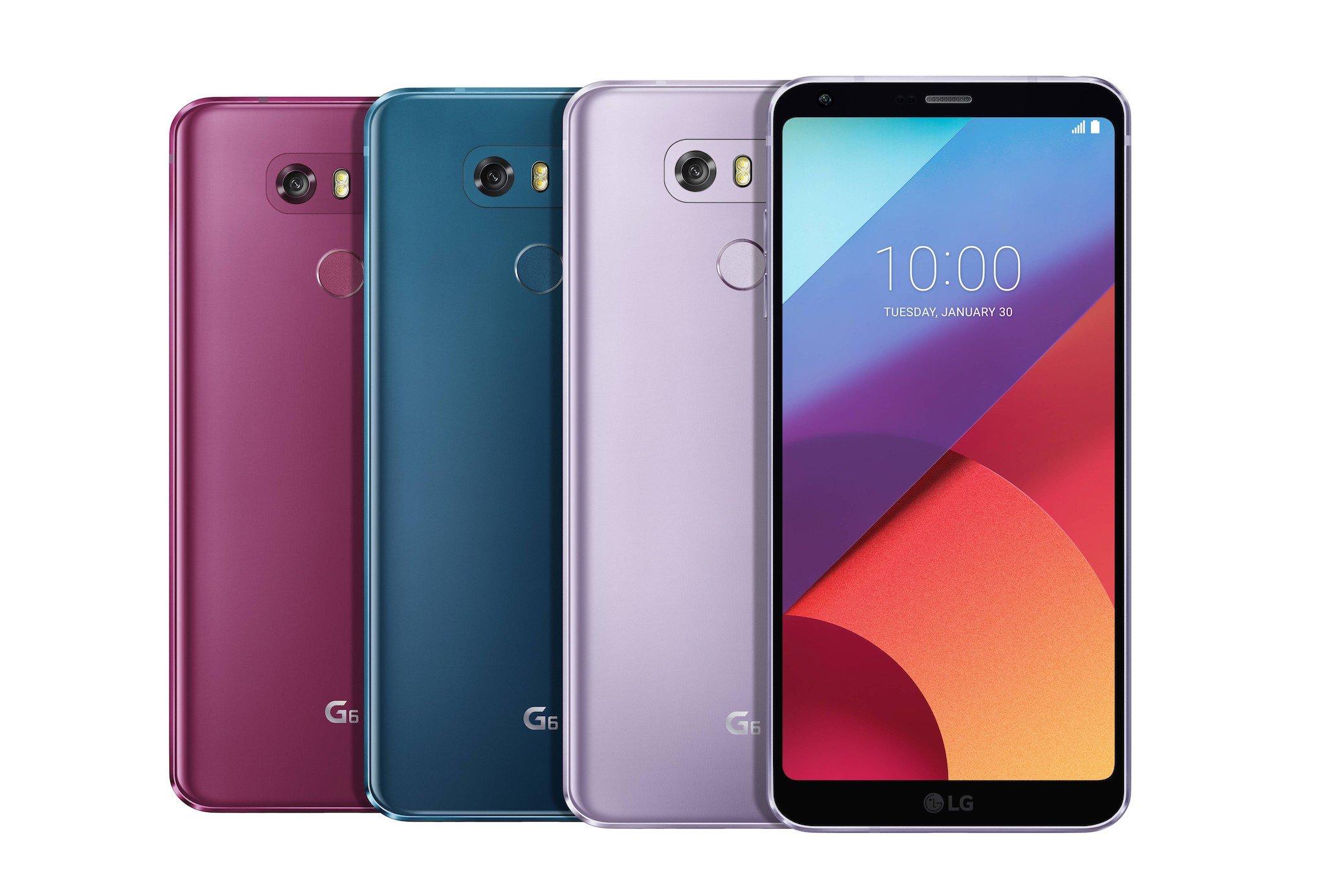 Mua LG G6 mới 100% ở đâu chất lượng giá rẻ nhất hiện nay 2