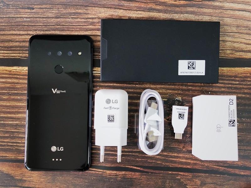 Mua điện thoại LG V50 ở đâu uy tín?
