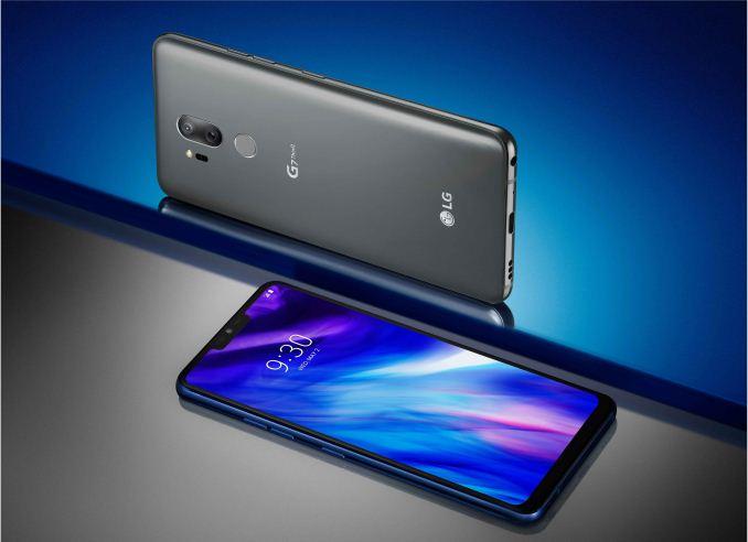 LG G7 2 SIM với thông số kỹ thuật vượt trội