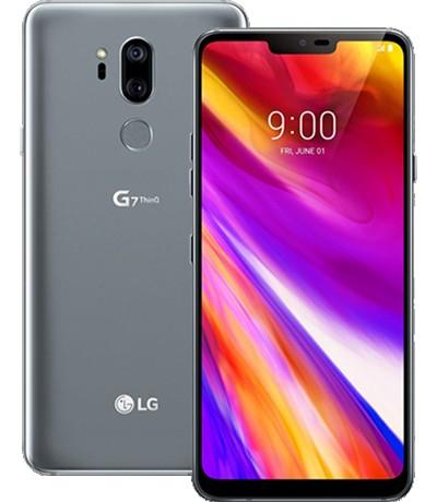 Điện thoại LG G7 - Thiết kế đẹp mắt, cấu hình mạnh mẽ