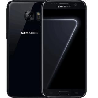 SAMSUNG GALAXY S7 EDGE DUAL SIM 128GB ĐEN NGỌC TRAI