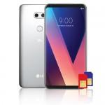 ĐIỆN THOẠI LG V30 PLUS 2 SIM MỚI 99% + TẶNG HỘP MÁY NHƯ MỚI