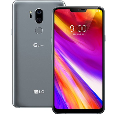 LG G7 Plus thinQ Hàn Quốc - Thiết kế đẹp mắt, cấu hình mạnh mẽ