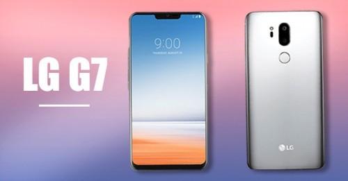 Điện Thoại LG g7 ThinQ quốc tế mới không hộp đủ hộp Phụ kiện zin chính hãng
