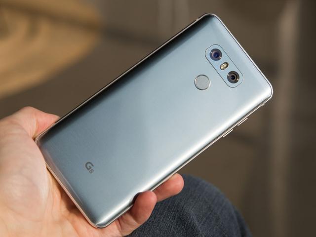 LG G6 gây ấn tượng mạnh với bộ đôi camera kép