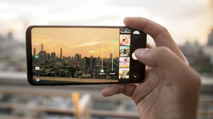 LG V35 Mỹ mới không hộp phụ kiện zin