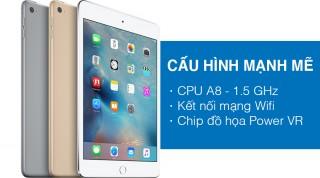 Ipad mini4 gold mới 99% 32gb