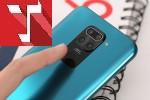 Redmi Note 9 ram 4G bộ nhớ 128G chính hãng