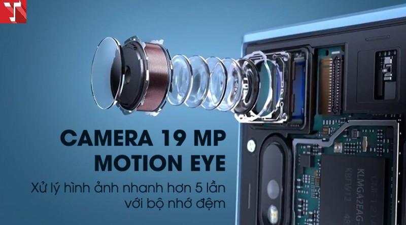 Camera điện thoại Sony Xperia XZs có độ phân giải 19MP