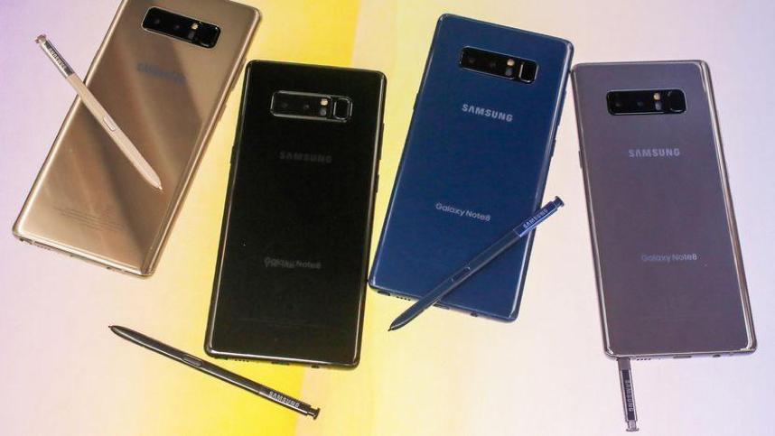 Bút S pen Galaxy Note 8 có điểm gì nổi bật