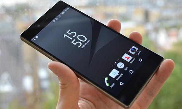 Kiểm tra xem điện thoại sony z5 cũ phần cảm ứng có hoạt động tốt không
