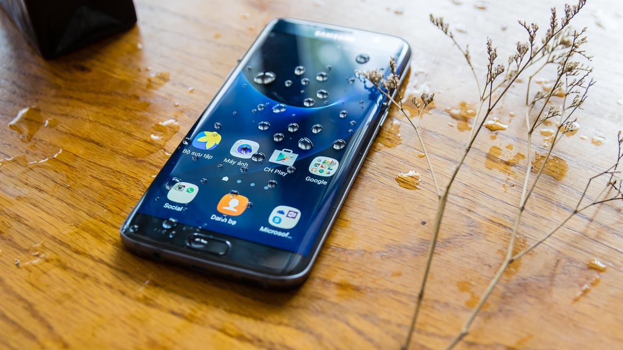 Chi phí mua Samsung Galaxy S7 Edge cũ giá bao nhiêu? 2