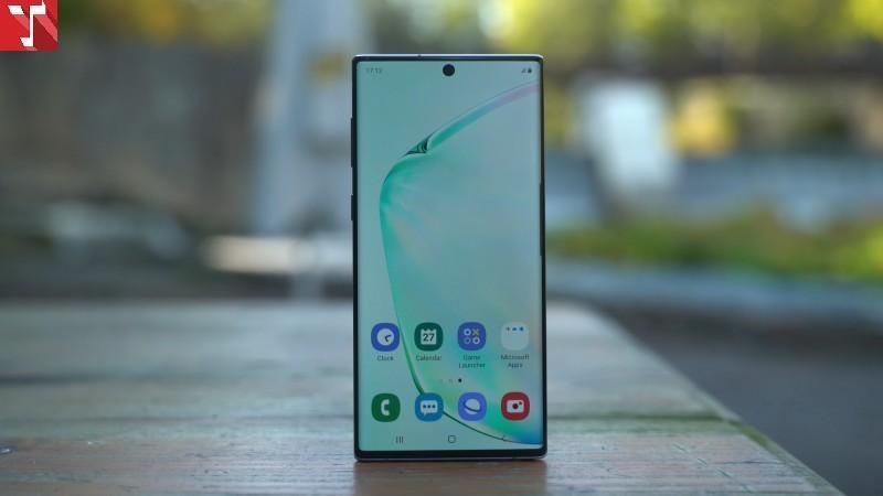 Samsung Note 10 Plus Mỹ  Mới không hộp