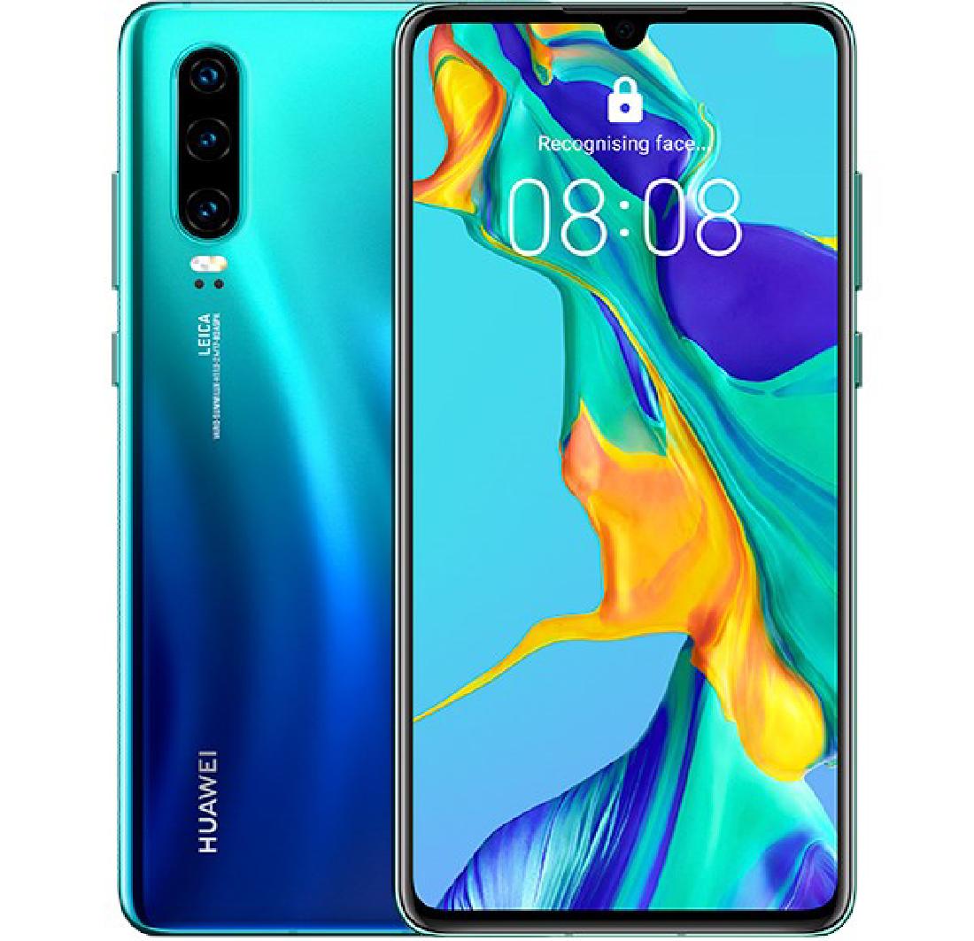 Điện thoại Huawei P30 Pro sở hữu màn hình lớn