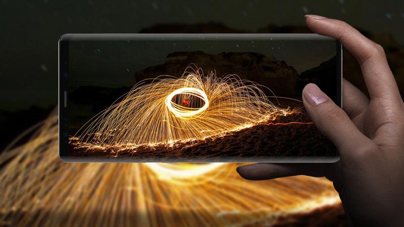 Giá màn hình Samsung Note 9 có đắt không 3