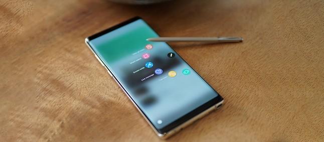 Samsung Galaxy Note 9 1 sim mới 100% 2