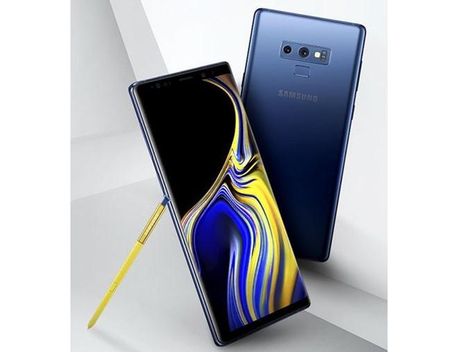 Samsung Galaxy Note 9 2 sim mới 100% 4