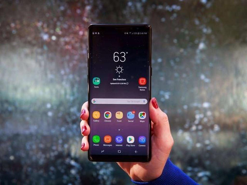 Samsung Galaxy Note 9 1 sim mới 99%