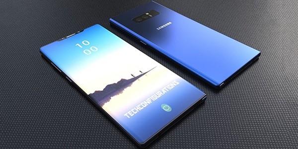 Samsung Galaxy Note 9 2 sim mới 99%