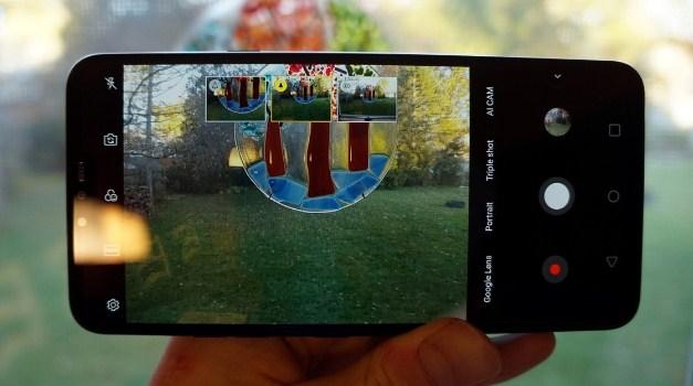 Chất lượng hình ảnh hiển thị thực tế trên LG V40 Thin Q