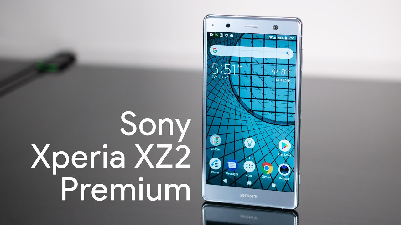 Điện thoại Sony Xperia XZ2 Premium giá bao nhiêu tiền 5