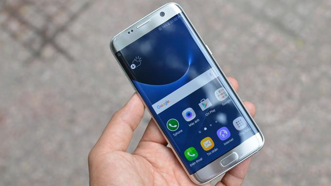Samsung Galaxy S7 Edge Mỹ giá bao nhiêu tiền tại Việt Nam 1