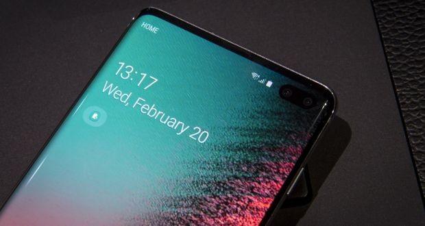 Samsung s10+ quốc tế mới fullbox
