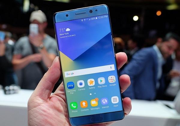 Điện thoại Samsung note fe Hàn Quốc sở hữu hiệu năng vượt trội