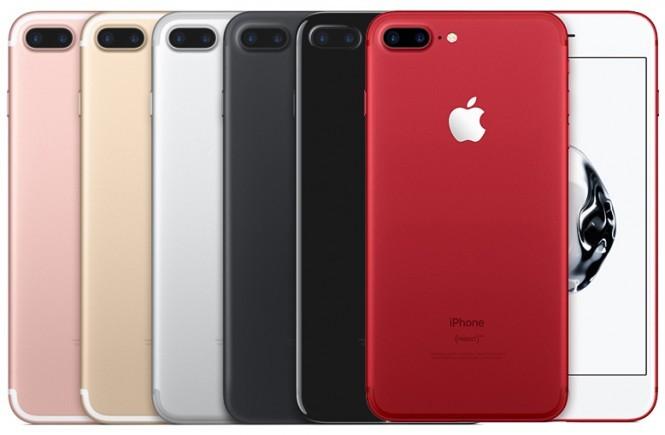 Điện Thoại Iphone 7 plus 256gb  mới 99%