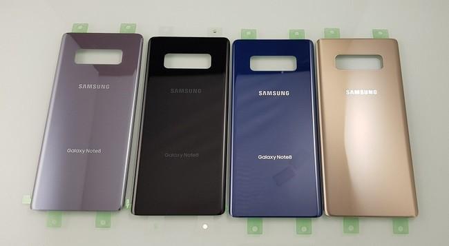 Thay Nắp Lưng Samsung Note 8 Chính Hãng