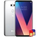 ĐIỆN THOẠI LG V30 PLUS 2 SIM MỚI ĐẦY ĐỦ PHỤ KIỆN