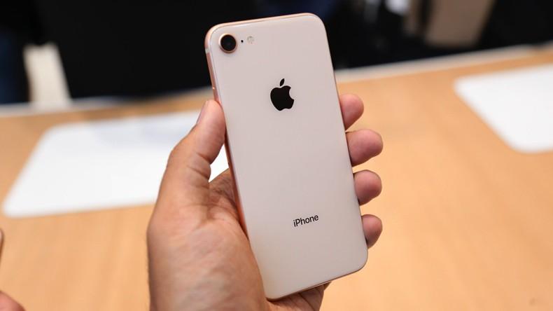 iPhone 8 plus 256gb sở hữu hiệu năng vô cùng mạnh mẽ với con chip A11 Bionic