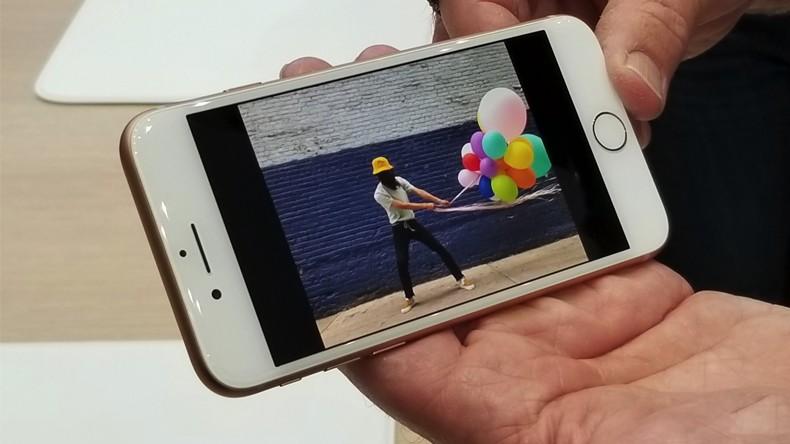 Hình ảnh sắc nét ấn tượng trên iphone 8 plus 256gb
