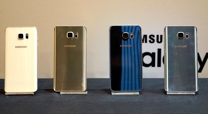 điện thoại samsung galaxy note 5 xách tay mới chính hãng 3
