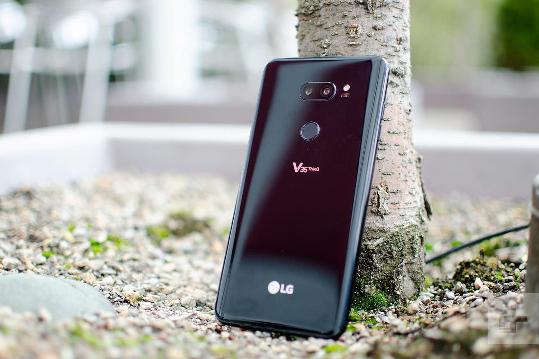 Hiệu năng  điện thoại LG V35 Thinq cũ mạnh mẽ với hàng loạt những côn nghệ mới