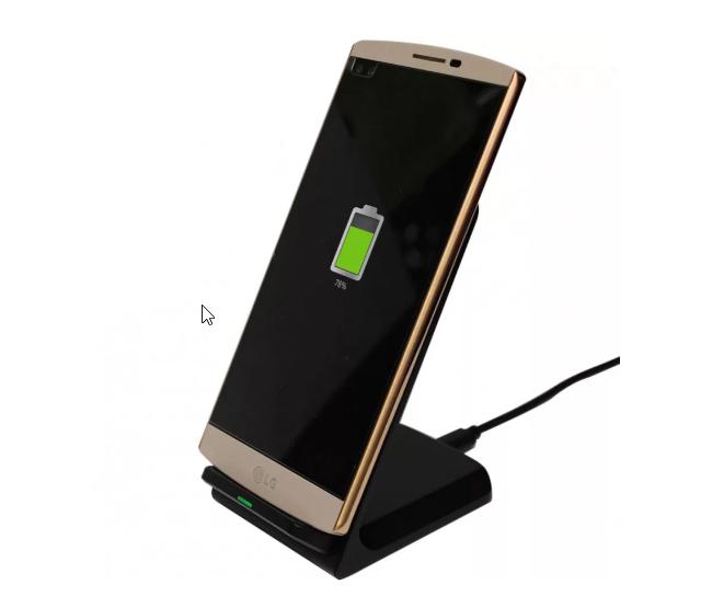 Điện thoại lg g6 plus 2 sim  được trang bị công nghệ sạc nhanh giúp tiết kiệm tối đa thời gian