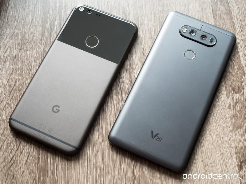 Đánh giá điện thoại LG V20 mới Fullbox chính hãng