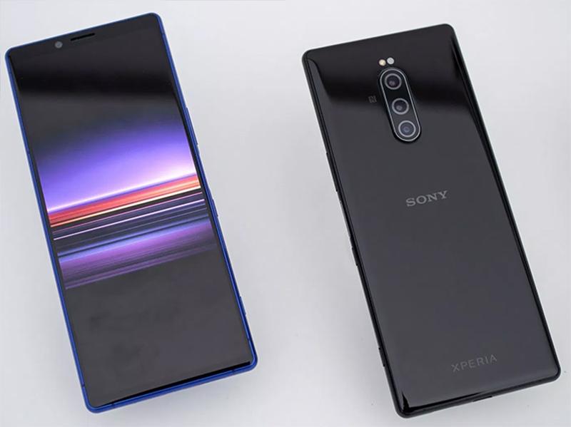 Thiết kế ngoại hình phiên bản điện thoại Sony Xperia Z1