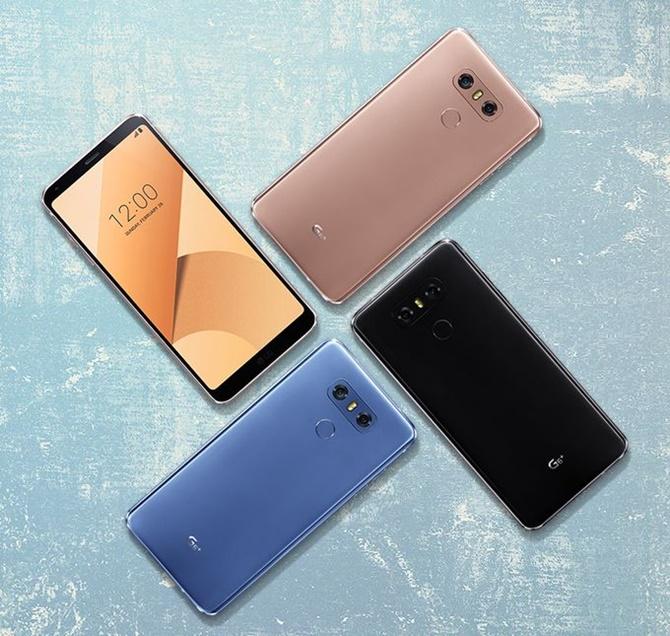 điện thoại LG G6 xách tay quốc tế hàn quốc 2