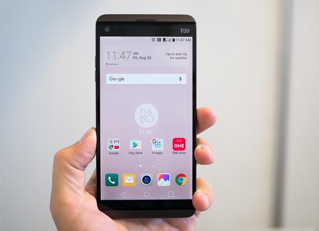 điện thoại Lg v20 giá bao nhiêu? mua ở đâu 2