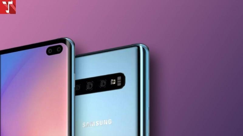 Samsung s10 hàn Mới không hộp ram 8/128GB