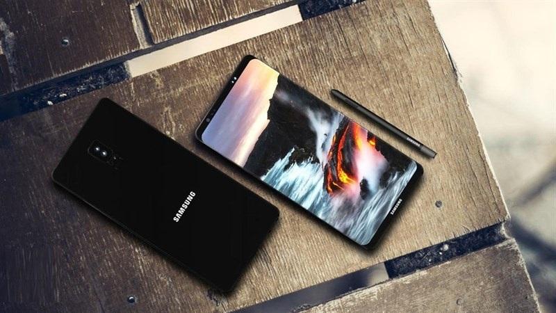 Samsung Galaxy S8 Plus 2 (Dual) Sim mang đến phong cách thiết kế mới lạ