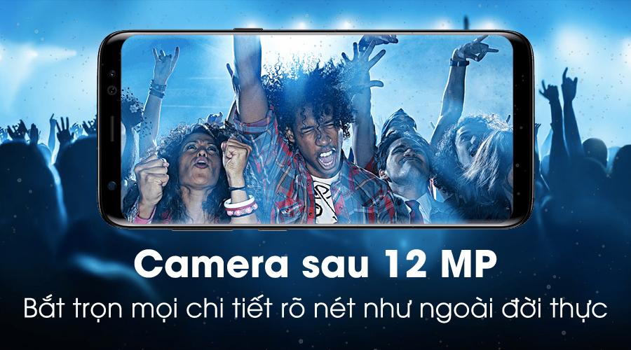Chất lượng hình ảnh thực tế trên Samsung Galaxy S8 Plus 2 (Dual) Sim