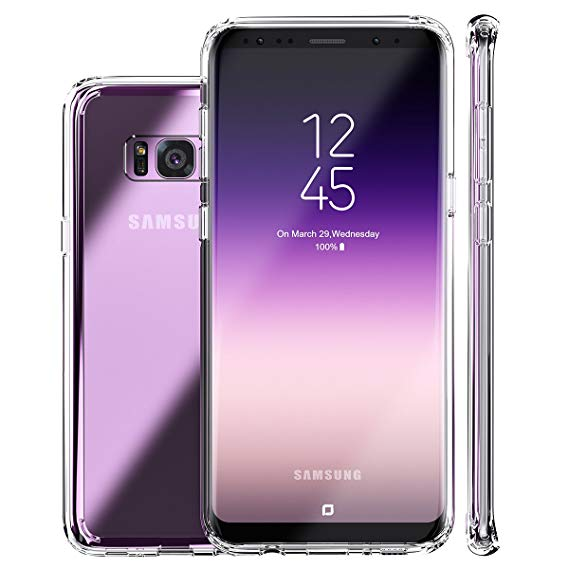 Màn hình hiển thị vô cùng sắc nét của Samsung Galaxy S8 Plus xách tay Hàn Quốc
